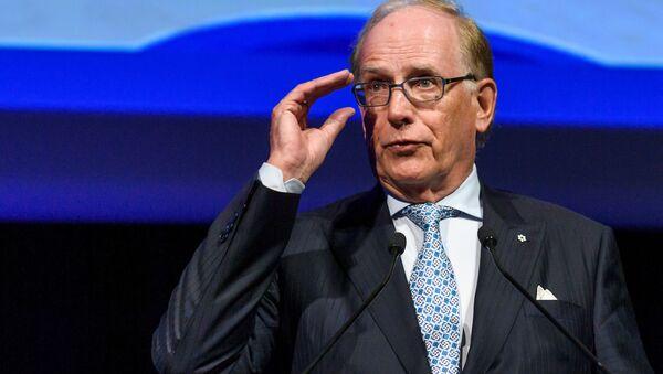 Ředitel nezávislé komise Světové antidopingové agentury (WADA) Richard McLaren - Sputnik Česká republika