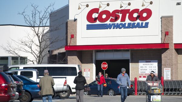 Obchod Costco - Sputnik Česká republika