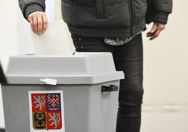 Hlasování v Česku (ilustrační foto)