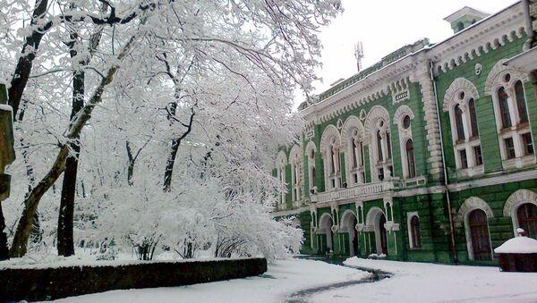 Oděská národní univerzita (ONU) I. I. Mečnikova - Sputnik Česká republika