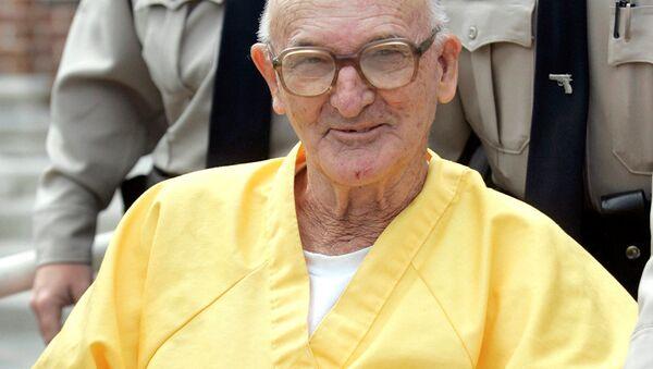 Edgar Ray Killen, jeden z vůdců Ku-klux-klanu - Sputnik Česká republika