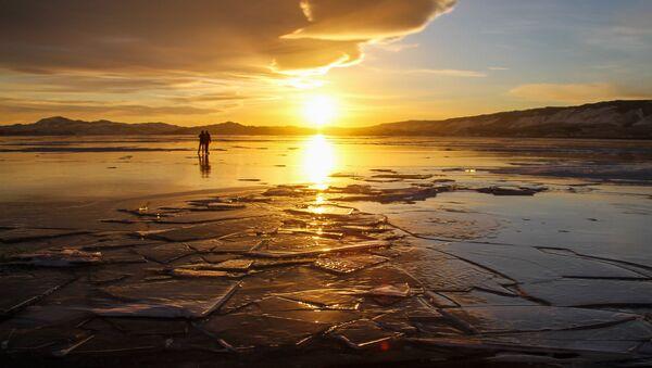 Jezero Bajkal - Sputnik Česká republika