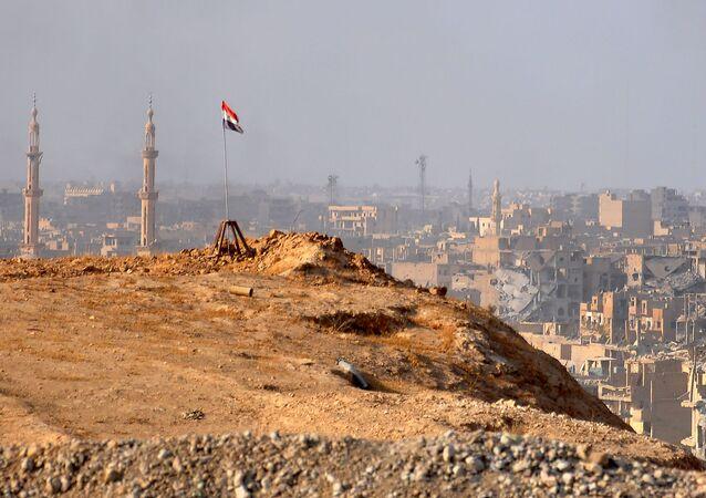 Syrská vlajka