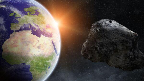 Asteroida - Sputnik Česká republika