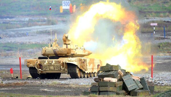 Tank T-90C - Sputnik Česká republika