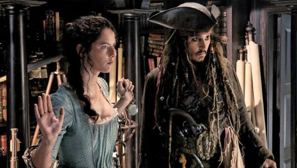 Film Piráti z Karibiku - Sputnik Česká republika