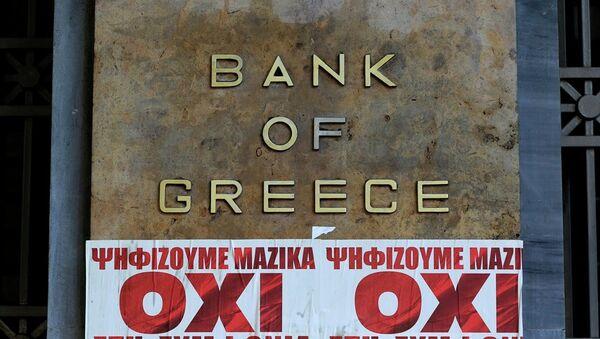 Situace v Řecku - Sputnik Česká republika