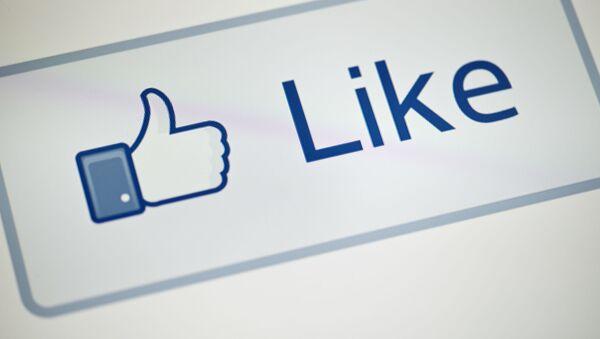 Facebook: To se mi líbí - Sputnik Česká republika
