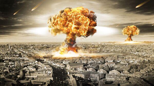 Výbuch - Sputnik Česká republika
