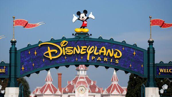 Disneyland v Paříži - Sputnik Česká republika