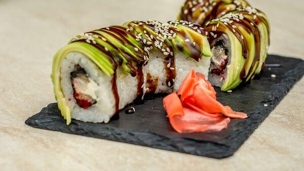 Sushi - Sputnik Česká republika