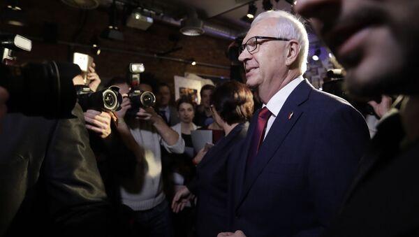 Kandidát na prezidenta ČR Jiří Drahoš - Sputnik Česká republika