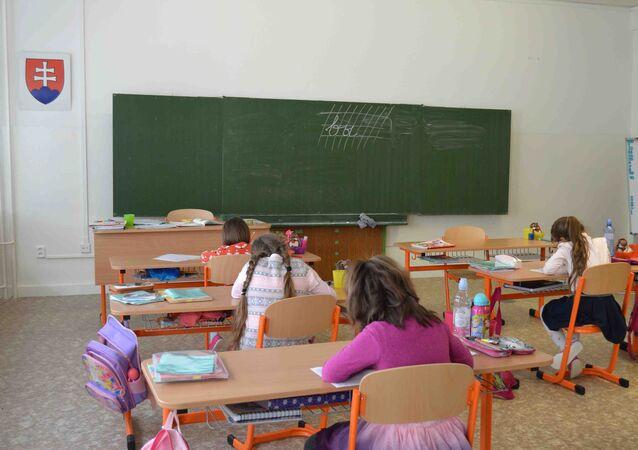 Ruská základná škola v bratislavskej Petržalke 1