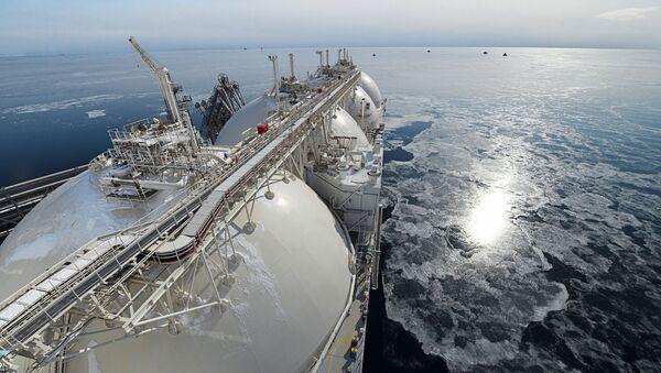 Tanker - Sputnik Česká republika