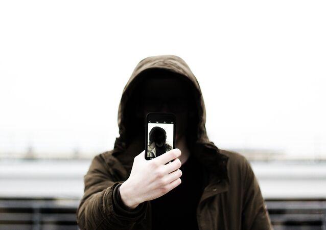 uživatel mobilu