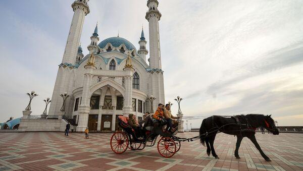 Mešita Kul Šerif - Sputnik Česká republika