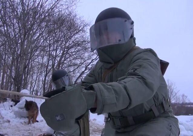 Nejen hrubá síla: ruská ženijní vojska slaví své narozeniny
