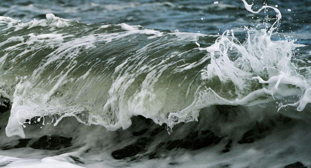 Vlny na Černém moři