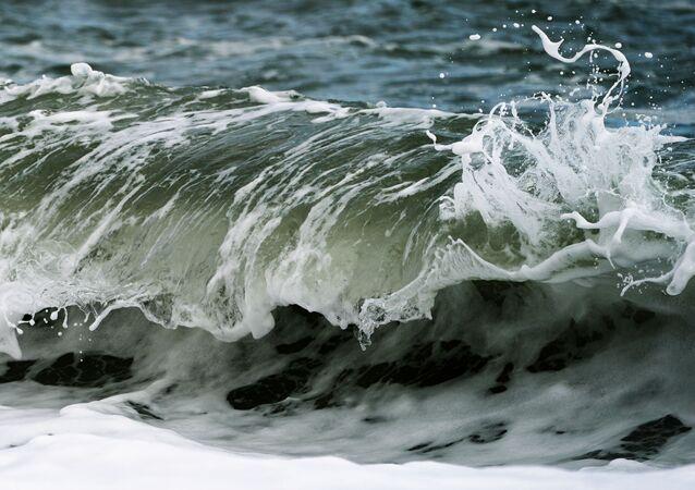 Vlny. Ilustrační foto