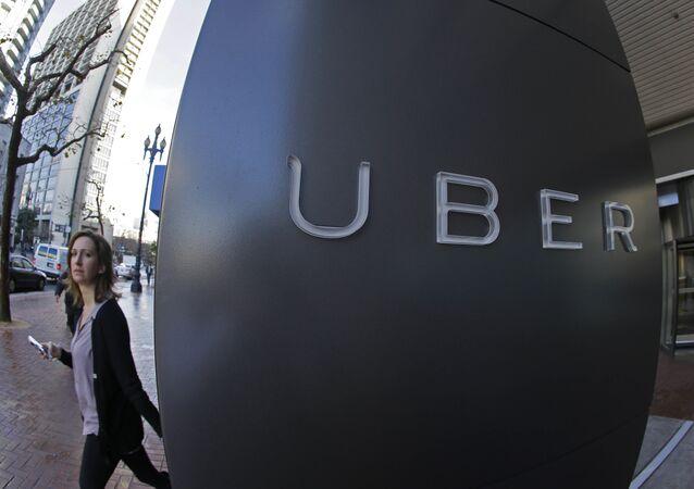 Uber, Kalifornie