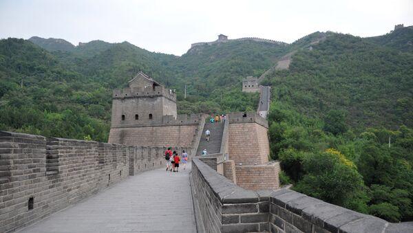 Velká čínská zeď - Sputnik Česká republika