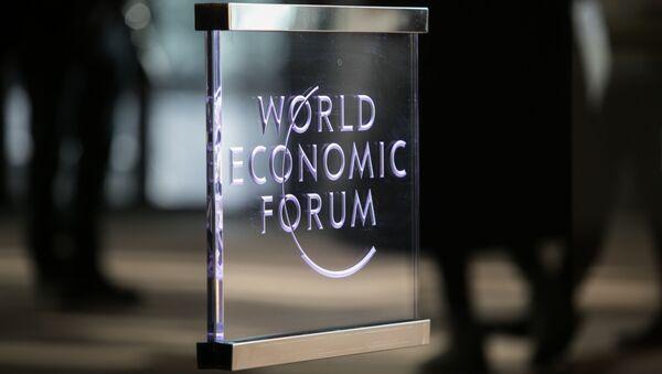 Světové fórum v Davosu - Sputnik Česká republika