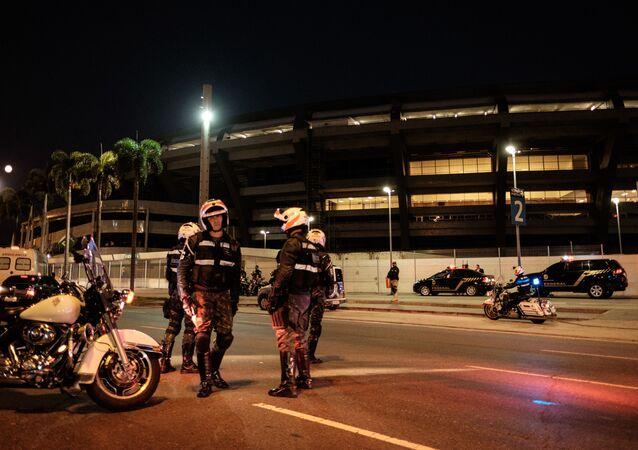 Brazilští policisté