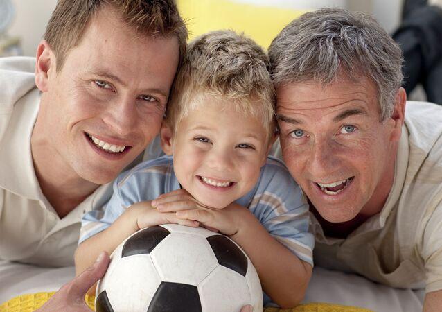 Otec, syn a dědeček