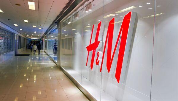 Obchod H&M. Ilustrační foto - Sputnik Česká republika