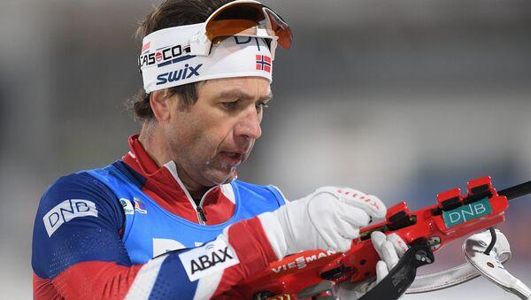 Ole Einar Bjorndalen - Sputnik Česká republika