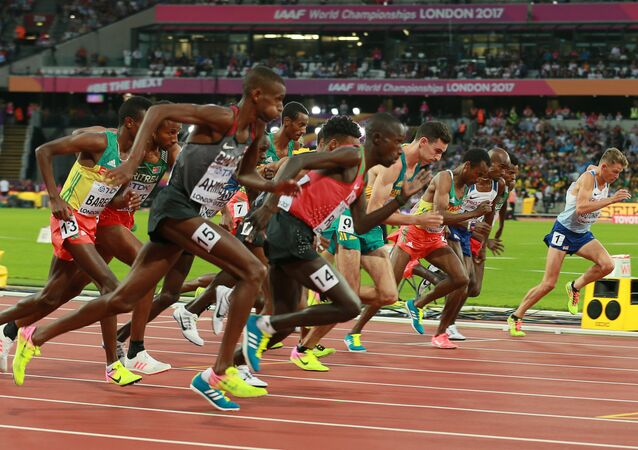 Závod v běhu na 5 tisíc metrů, MS v lehké atletice v Londýně