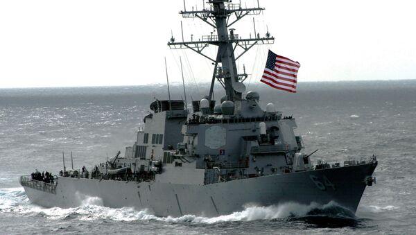 Torpédoborec USS Carney DDG-64 - Sputnik Česká republika