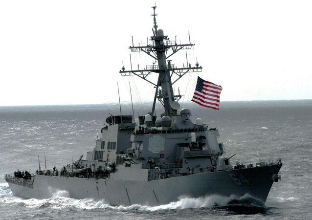 Torpédoborec USS Carney DDG-64