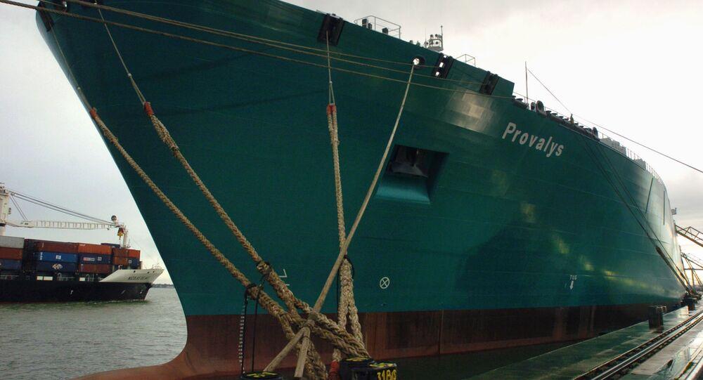 Tanker Provalys