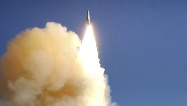 Start rakety systému PRO Aegis - Sputnik Česká republika