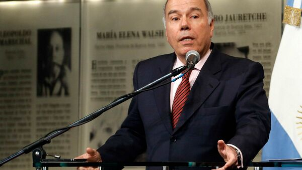 Brazilský ministr zahraničí Mauro Vieira - Sputnik Česká republika