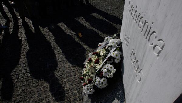 Srebrenica - Sputnik Česká republika