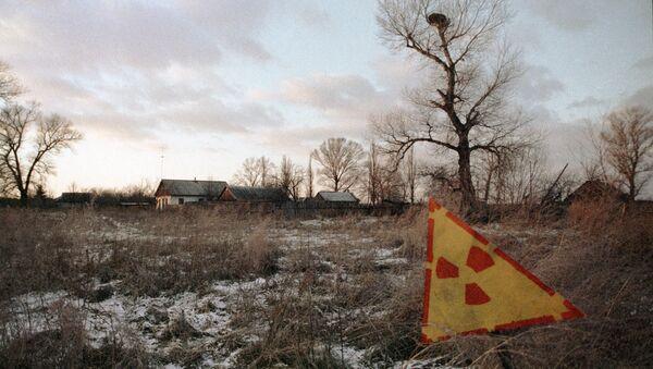 Uzavřená zóna Černobylské jaderné elektrárny - Sputnik Česká republika