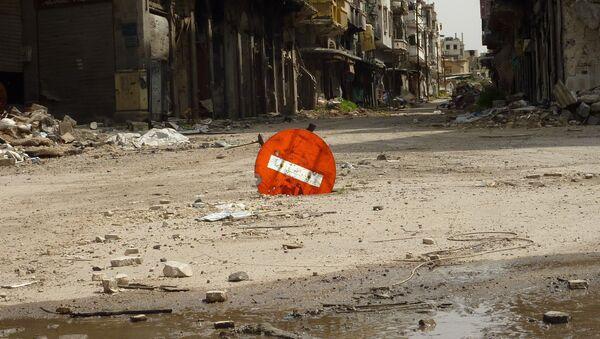 Homs - Sputnik Česká republika