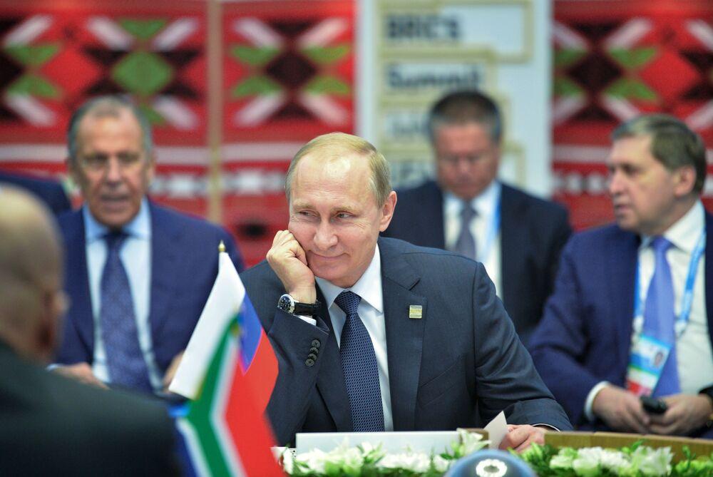 Setkání summitu BRICS, oficiální a neformální