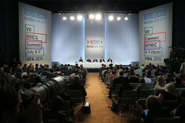 Setkání summitu BRICS, oficiální a neformální - Sputnik Česká republika