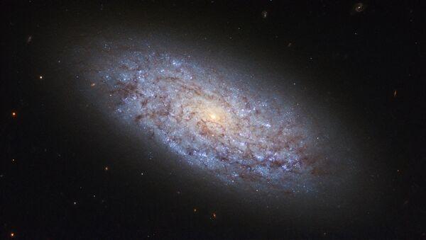 Galaxe NGC 5949 - Sputnik Česká republika