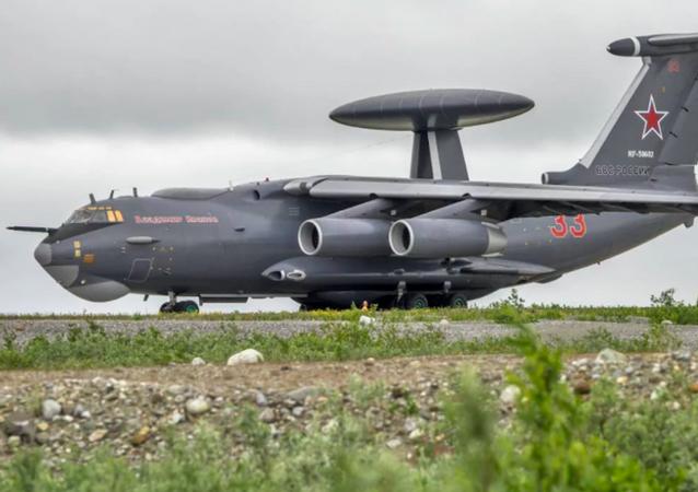 """""""Letající laboratoř"""" A-100 Premiér"""