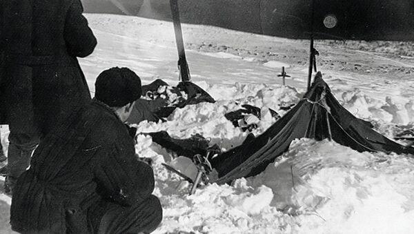 Zánik Ďatlovovy výpravy  - Sputnik Česká republika