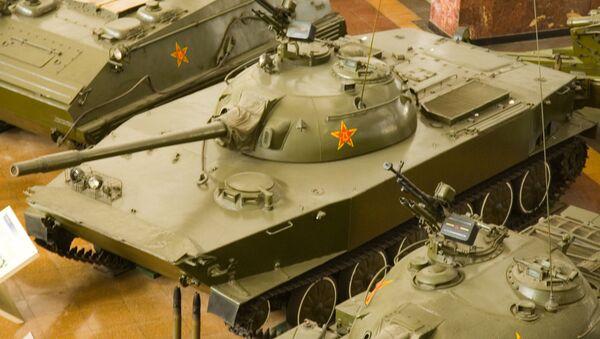 Čínský tank - Sputnik Česká republika