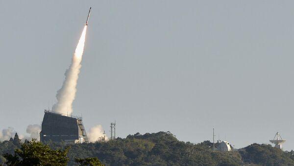 Start SS-520. Ilustrační foto - Sputnik Česká republika