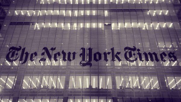 The New York Times - Sputnik Česká republika