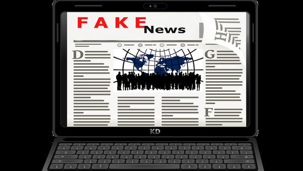 Fake News - Sputnik Česká republika
