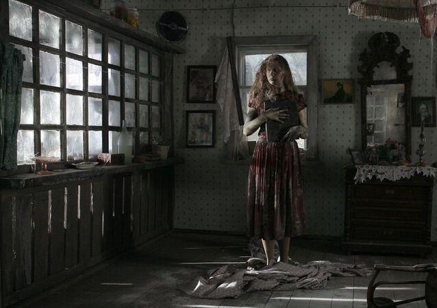 """Film """"Zázrak, který natočil režisér Alexandr Proškin."""