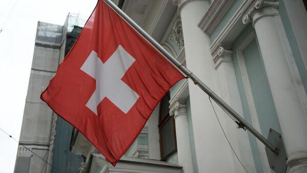 Vlajka Švýcarska - Sputnik Česká republika